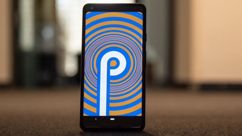 Android 9 hat den Namen Pie.