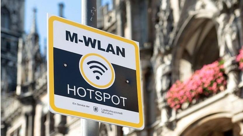 M-WLAN in München