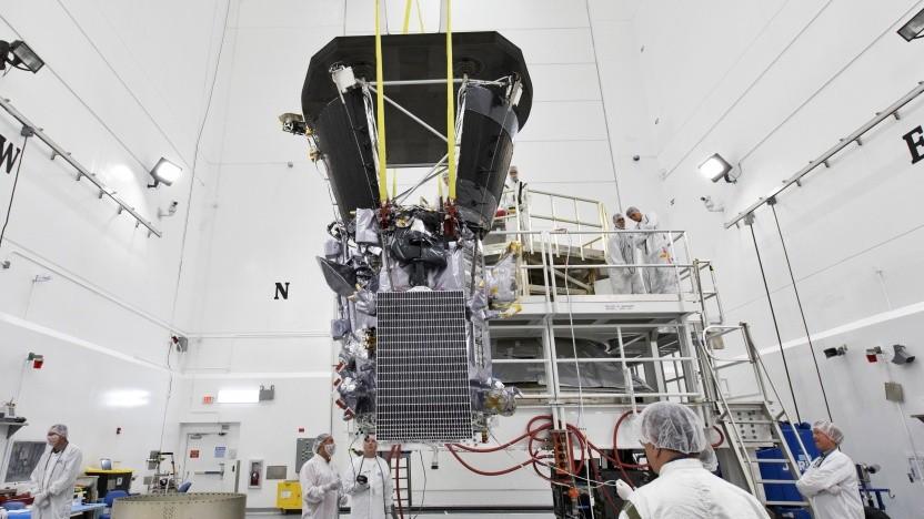 Die Parker Solar Probe