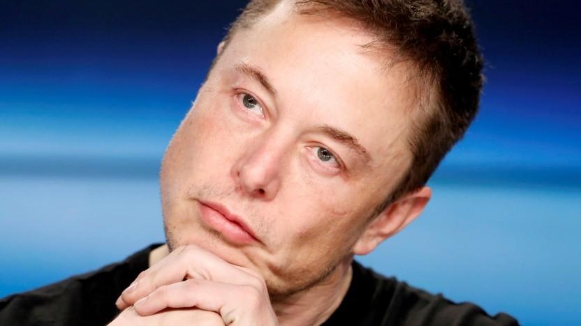 Kleinkrieg mit Börsenhändlern: Tesla-Chef Elon Musk