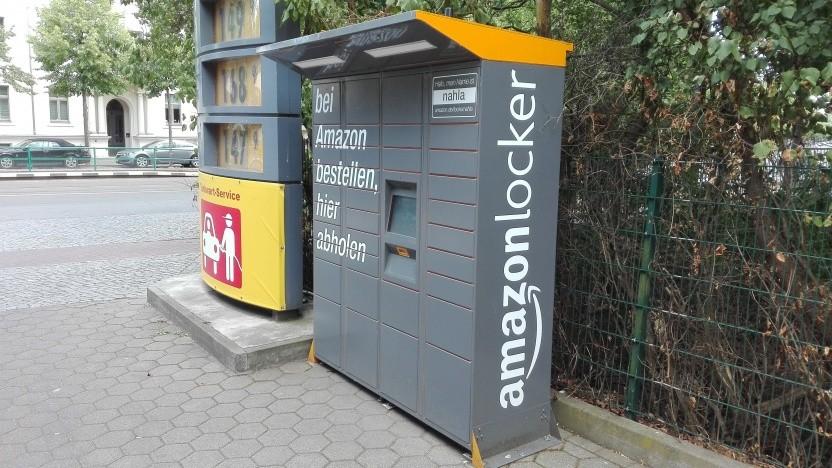 Amazon Locker in Potsdam