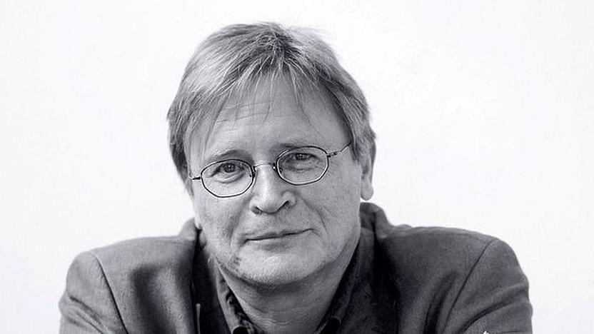Karl-Heinz Ruch, Geschäftsführer der taz