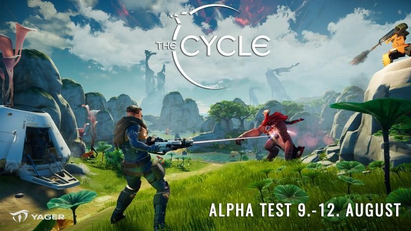 Artwork von The Cycle für die Closed Alpha