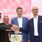 Mobilfunkzentrum: Bayern schließt seine Funklöcher
