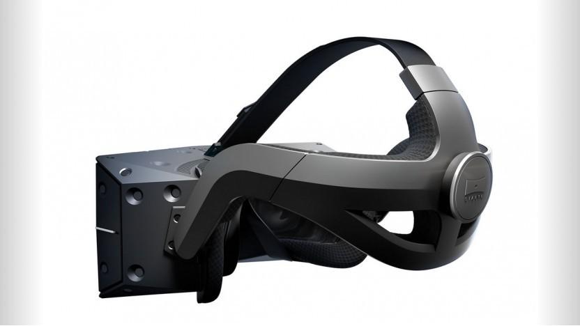 Das StarVR One genannte VR-Headset