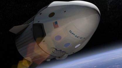 Raumfahrt: SpaceX präsentiert Crew-Dragon