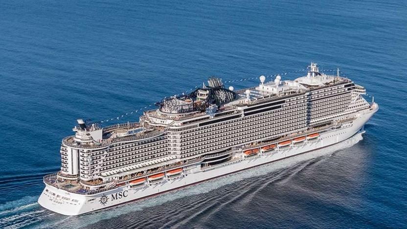 Kreuzfahrtschiff MSC Seaview