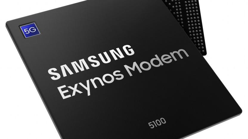 Das Exynos 5100 Modem