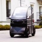 Elektromobilität: iEV X ist ein Ausziehelektroauto