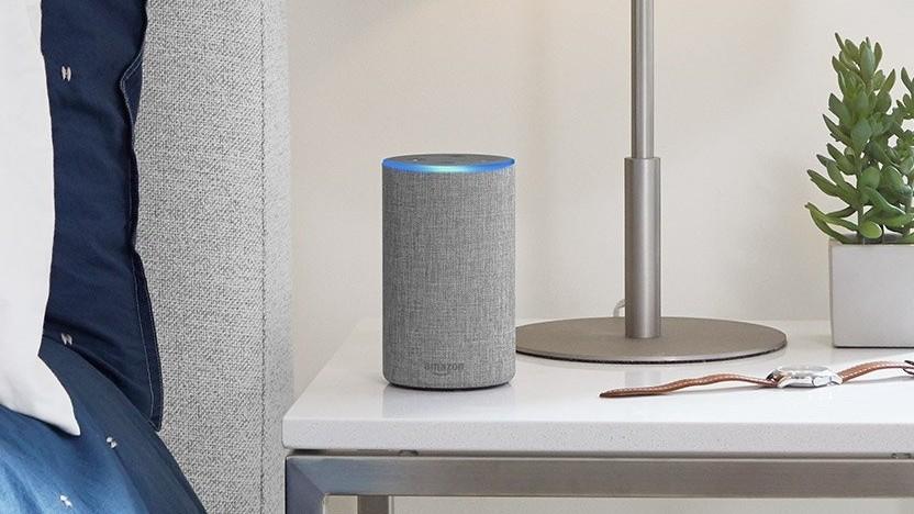Der Amazon Echo kann mit Cortana zusammenarbeiten.