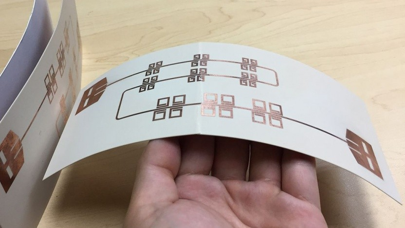 Livetags: druckbare Sensoren ohne Akku und ohne Chip
