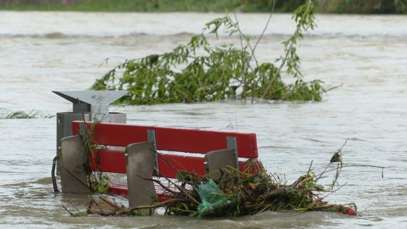 Unter anderem bei Hochwasser soll die Bevölkerung schneller informiert werden.