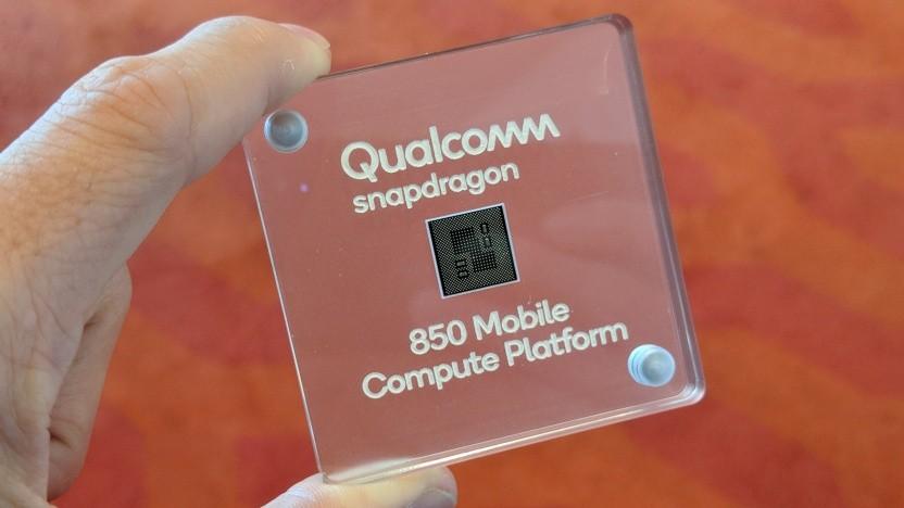 Ein aktueller Snapdragon 850 für Notebooks