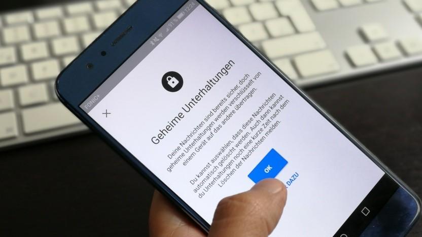 US-Ermittler wollen Zugriff auf Facebooks verschlüsselte Messenger-Chats.