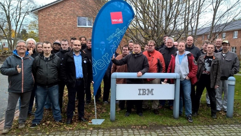 Aktionstag D IBM AIWS in Flensburg