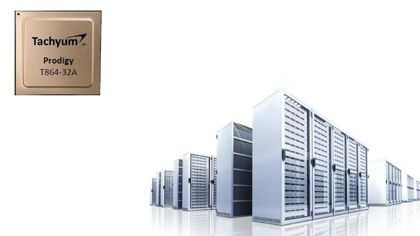 Der Prodigy-Chip ist für Hyperscale-Datacenter gedacht.