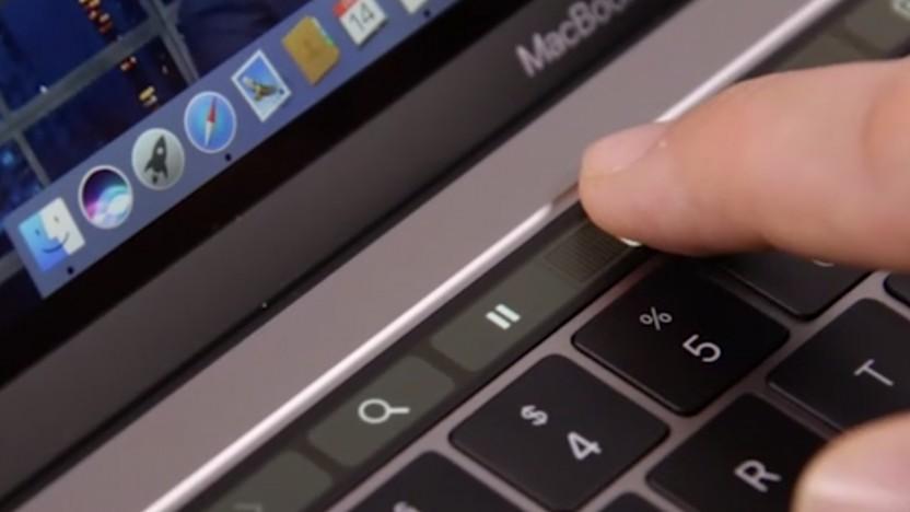Parallels Desktop 14 unterstützt die Touch Bar besser.