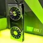 Nvidia Turing: Geforce RTX 2080 rechnet 50 Prozent schneller