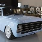 "Retrokombi: Kalaschnikow will elektrisches ""Superauto"" bauen"
