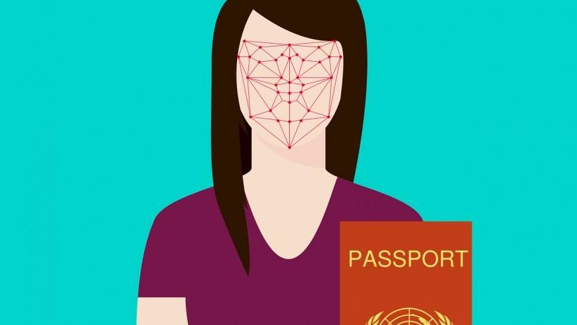 Gesichter werden an US-Flughäfen automatisiert erkannt.