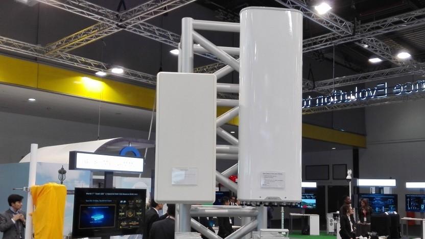 5G-Antenne vom Marktführer Huawei