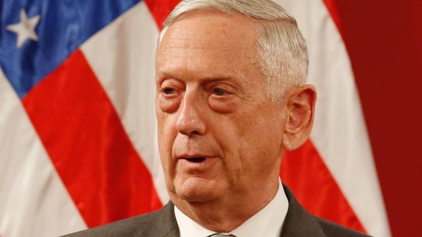 US-Verteidigungsminister James Mattis