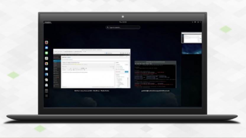 Die Linux-Distribution Fedora nutzt Gnome mit Wayland als Standard.