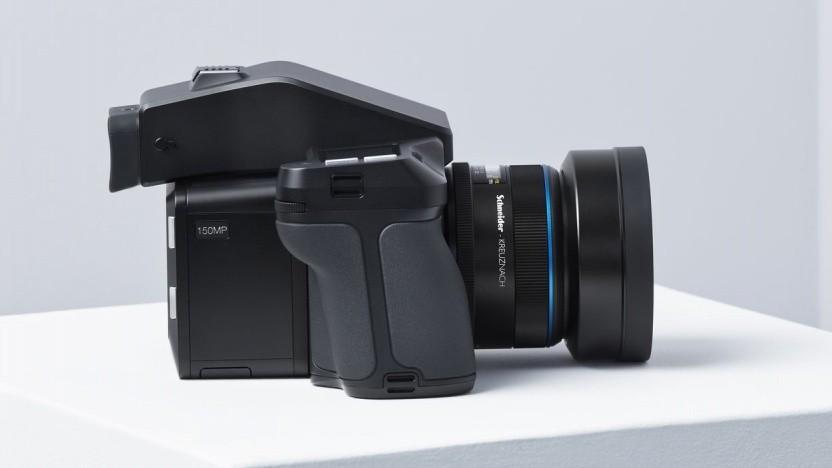 MF-Kamera XF IQ4 150MP von Phase One