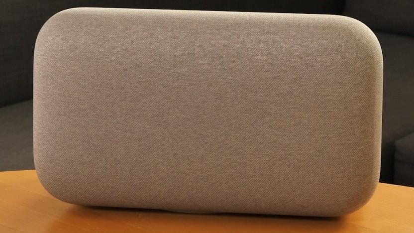 Der Home Max ist Googles neuer smarter Lautsprecher.