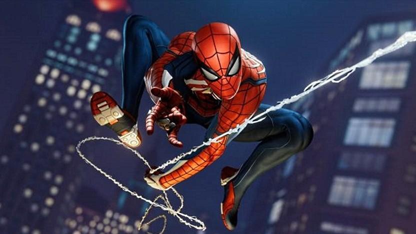 Artwork von Spider-Man - Die Nacht, die niemals schläft