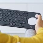 Logitech K600 TV: Drahtlose Tastatur für Smart-TVs und Streaming-Geräte