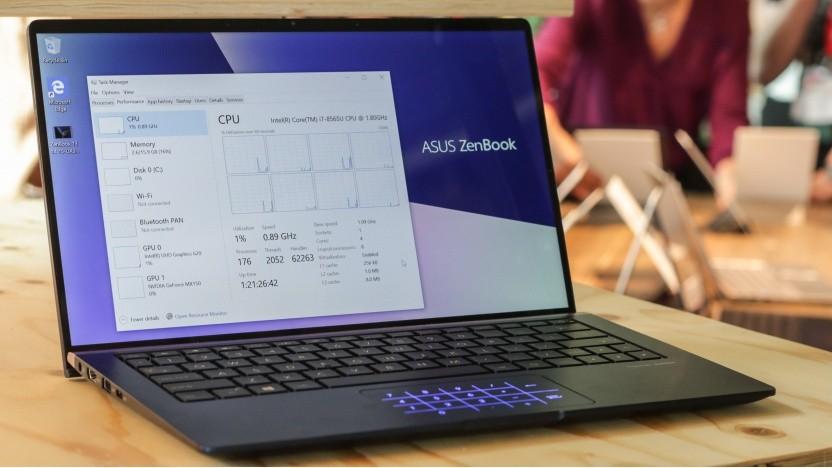 Asus Zenbook 13 (UX333FN)