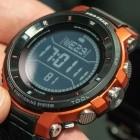 Casio WSD-F30 im Hands on: Das smarte Schwarz-Weiß-Display macht den Unterschied