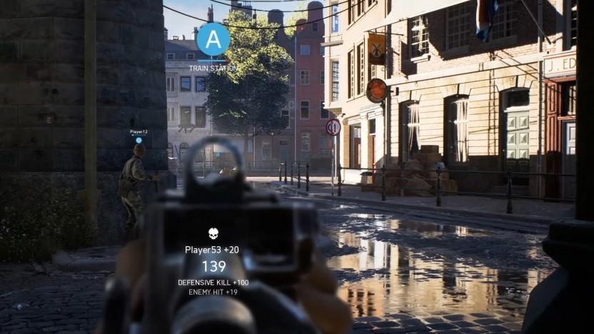 Battlefield 5 mit Raytracing auf einer Geforce RTX 2080 Ti