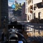 Battlefield 5 mit Raytracing: Wenn sich der Gegner in unserem Rücken spiegelt