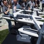 Lufttaxi: Uber sucht eine weitere Stadt für Uber-Air-Test