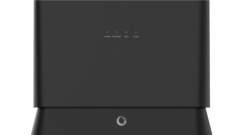Vodafone-Wi-Fi-Hub Modem