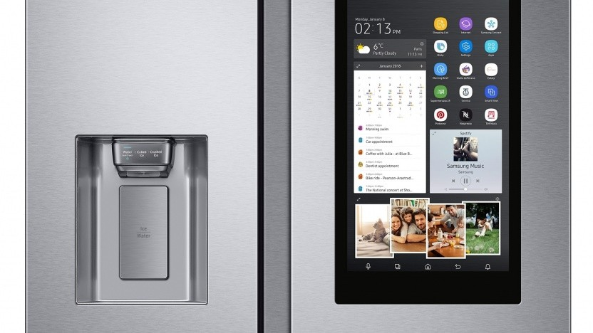 Samsung: Socken sauber, Kuchen fertig, Kühlschrank voll - Golem.de