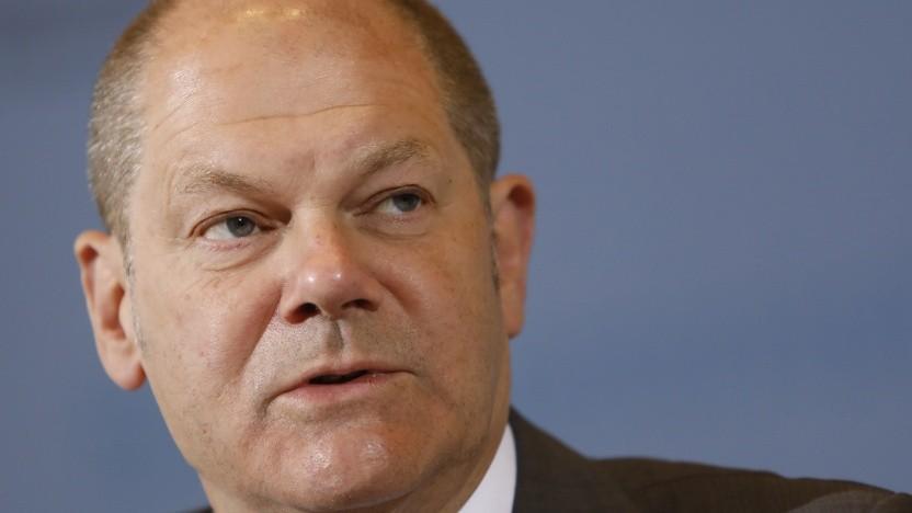 Gegen Transparenzpflichten: Bundesfinanzminister Olaf Scholz (SPD)