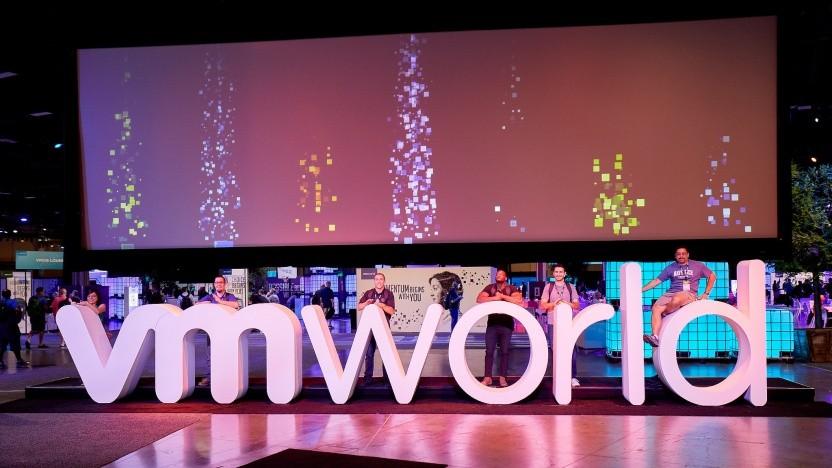 VMware hat seinen ARM-Port von Esxi auf der Hausmesse VMworld vorgestellt.