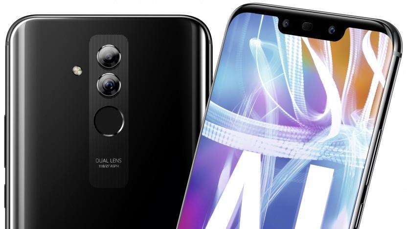 Das neue Mate 20 Lite von Huawei
