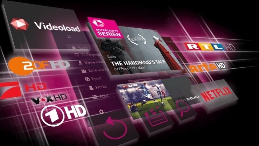 Entertain TV gibt es ab Anfang Oktober auch ohne Telekom-Festnetzanschluss.