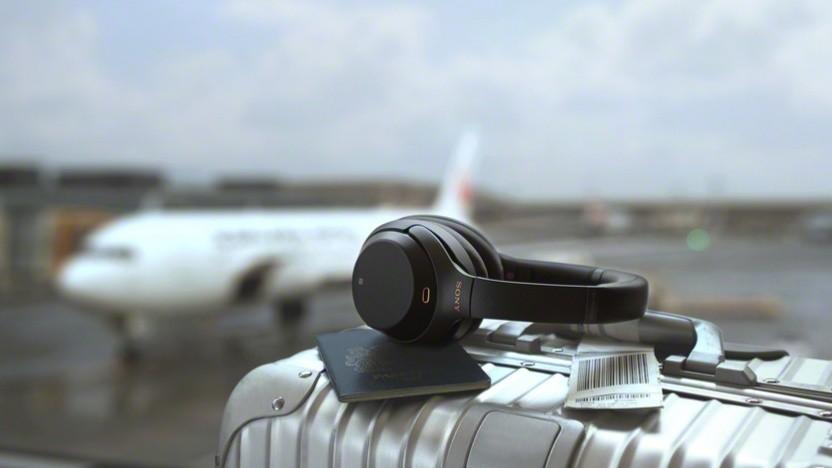 Der WH-1000XM3 soll bei der Geräuschunterdrückung noch mehr leisten.