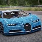 Supersportwagen: Lego baut Bugatti Chiron in Originalgröße