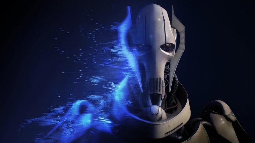 General Grievous auf einer Artwork von Star Wars Battlefront 2