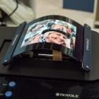 Flexible Displays angeschaut: Royole verbessert Qualität seiner biegbaren Bildschirme