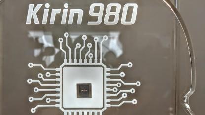 Ein Kirin 980 von Hisilicon