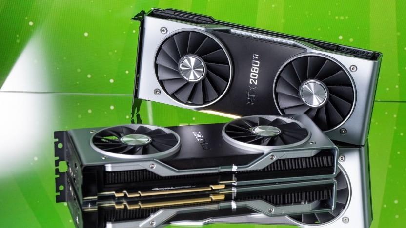 Geforce RTX 2080 Ti und Geforce RTX 2080