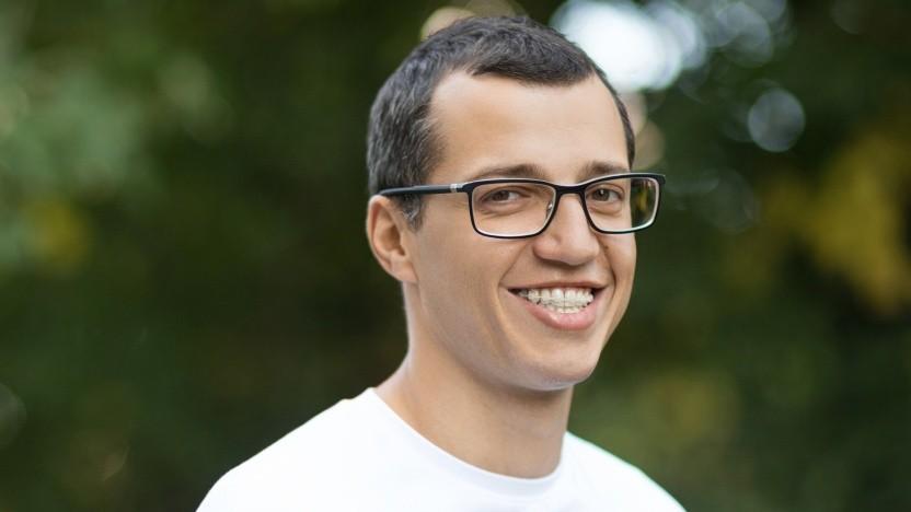 Vlad Panchenko entwickelt ein Blockchain-Protokoll.