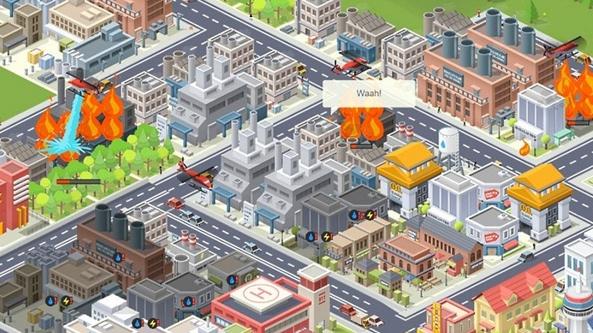 Artwork von Pocket City